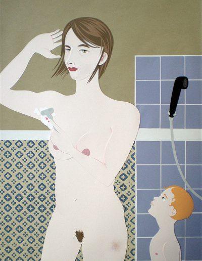 Les poils, 2014.