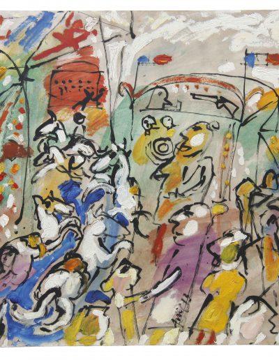 Manège n°4, 1998