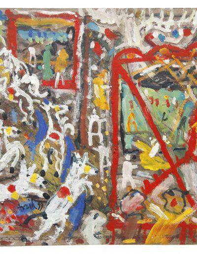Manège n°6, 1999