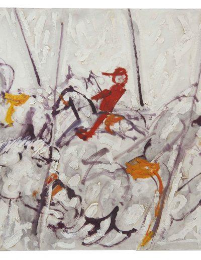 Manège n°5, 2006