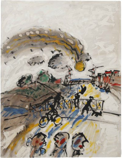 Sète n°1, 1996.
