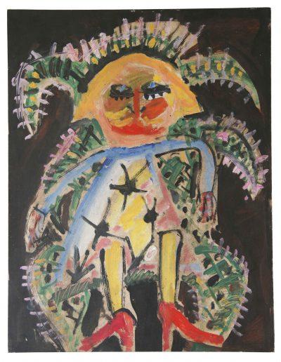 Sissel n°9, 1996.