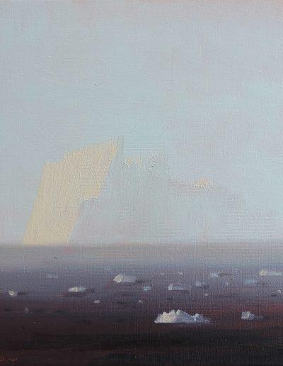 Iceberg n°5, 2014.
