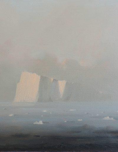 Iceberg n°3, 2014.