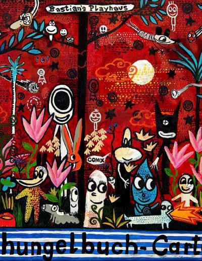 Dschungelbuch Cartoon, 2010.