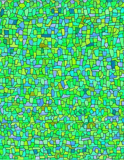Algorithme visuel n°12, 2013.