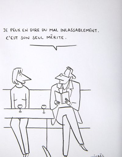 Inlassablement, 2013.