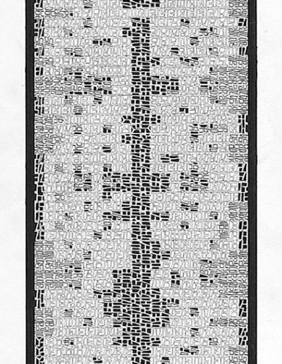 Dessins 7855D, 1999.