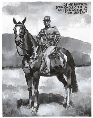 Officier, 2013.