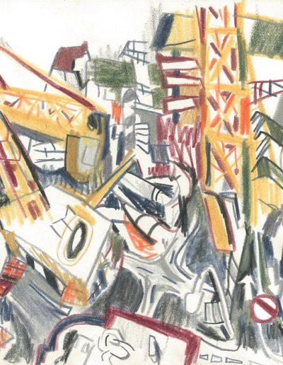 En travaux, 2001.