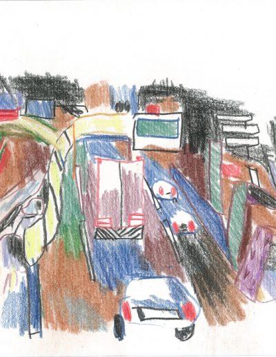 Autoroute, 2001.