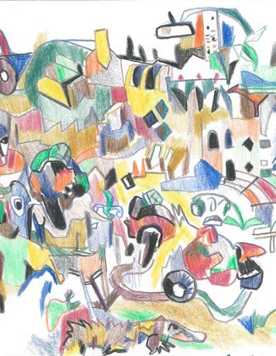 Rétroviseur, 2001.