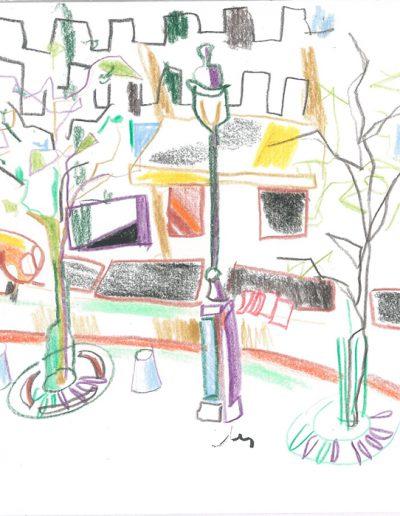 Quartier neuf, 2001.