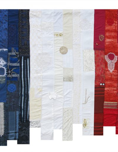 Un drapeau français, 2013.
