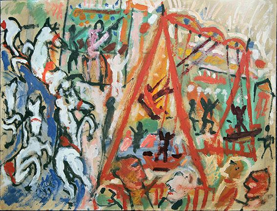 Fête foraine n°6, 1998.