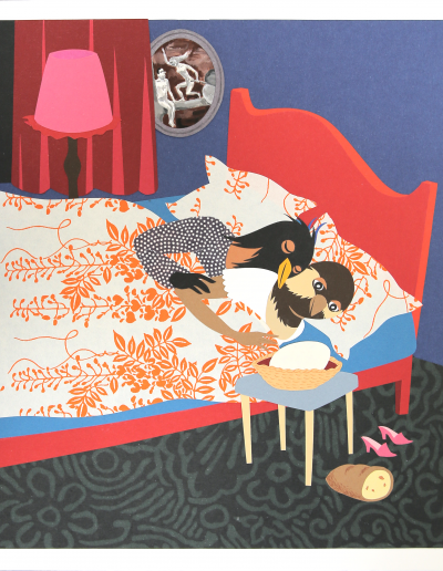 L'oeuf n°5, 2014.