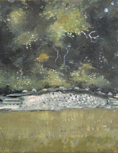 Dégâts de forêt n°2, 2013.