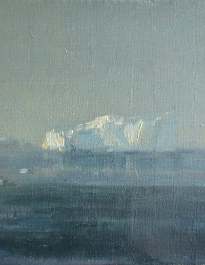 Iceberg n°2, 2012.