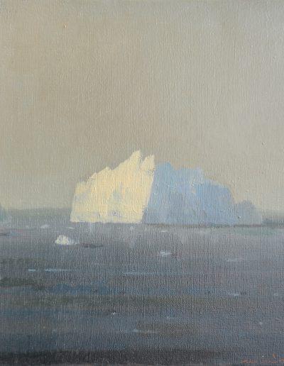Iceberg n°7, 2012.
