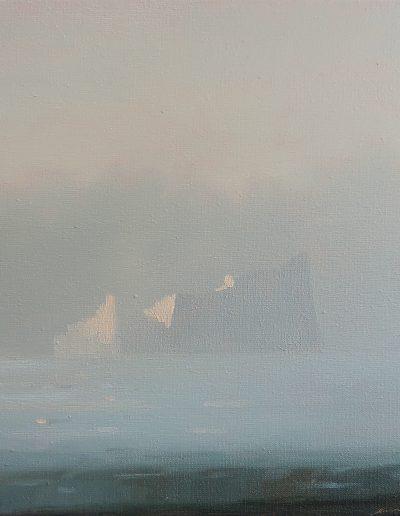 Iceberg n°4, 2014.
