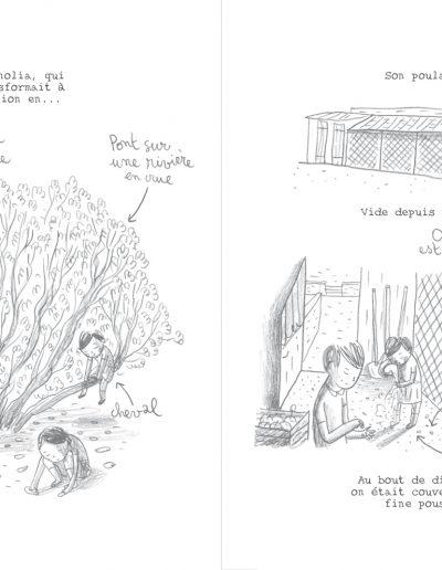 Magnolia et Poulailler n°26