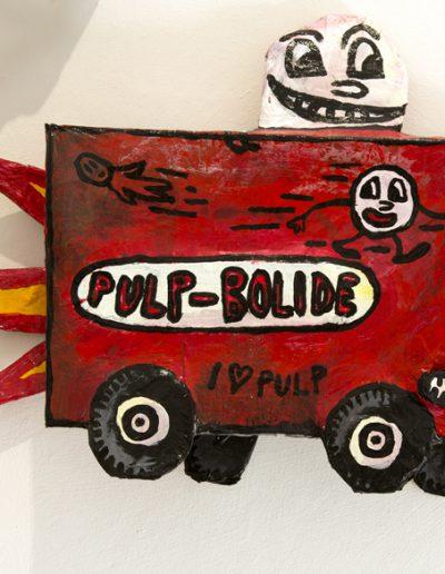 Pulp Bolide, 2016.