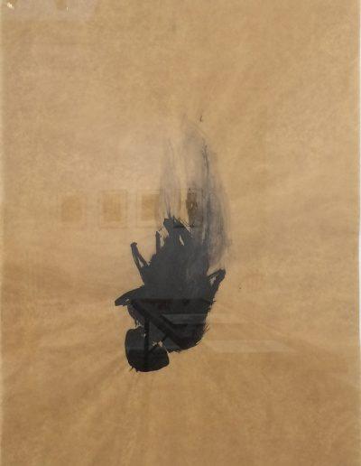 La mouche parachutiste n°1, 2010.