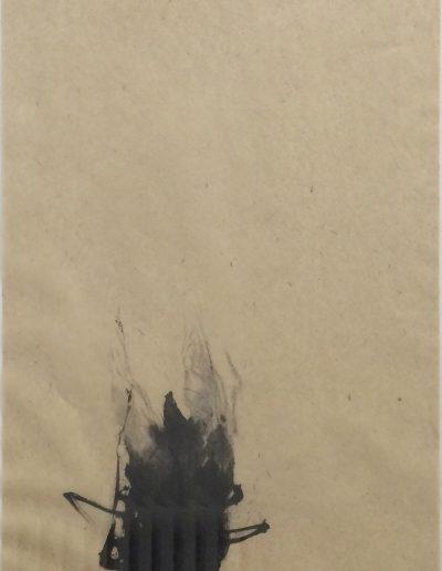 Dans les sables n°1, 2014.