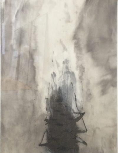 Lucifer glissant, 2014.