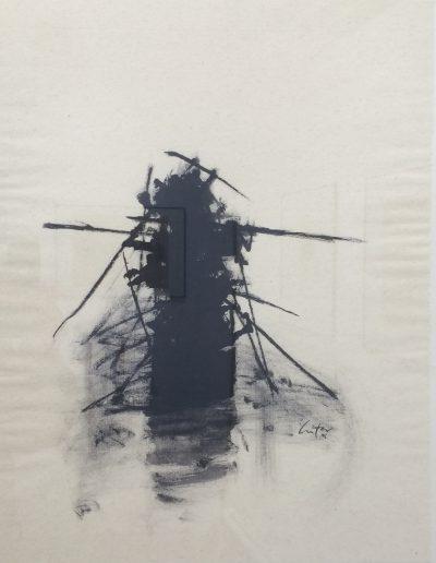 La barque, 1996.