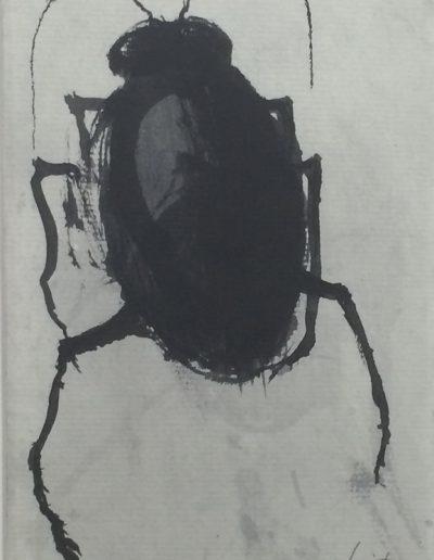Le fuyard, 2002.
