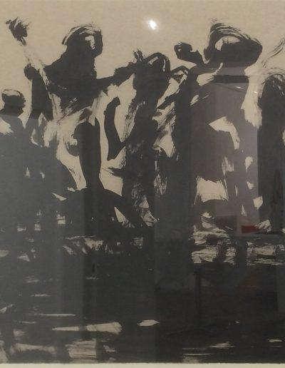 Ombres dansantes, 1995.