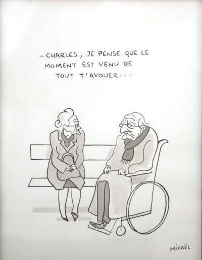 Charles, 2009.