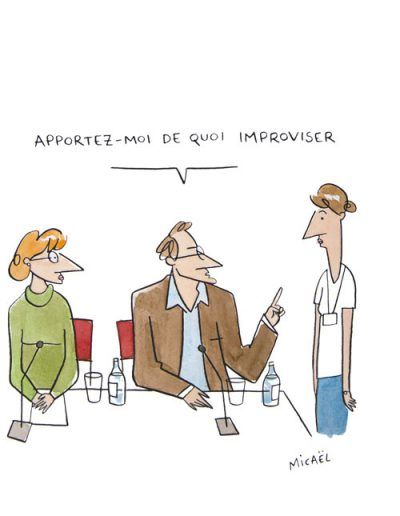 Improviser, 2013.