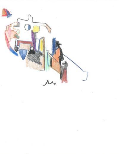 Dégringole !, 2001.