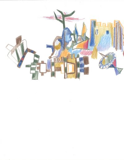 Vu de la lucarne, 2001.