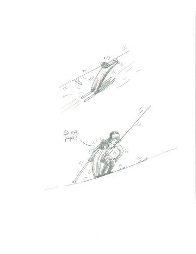 Ski, Remontées mécaniques, 2017.