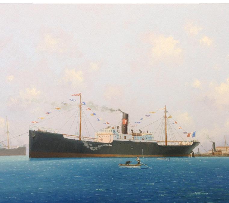 Maritime nostalgie