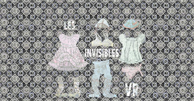 Image qui dirige vers le site Les Invisibles VR qui présente le projet en réalité virtuelle sur l'oeuvre de l'artiste franco-suisse Georgik