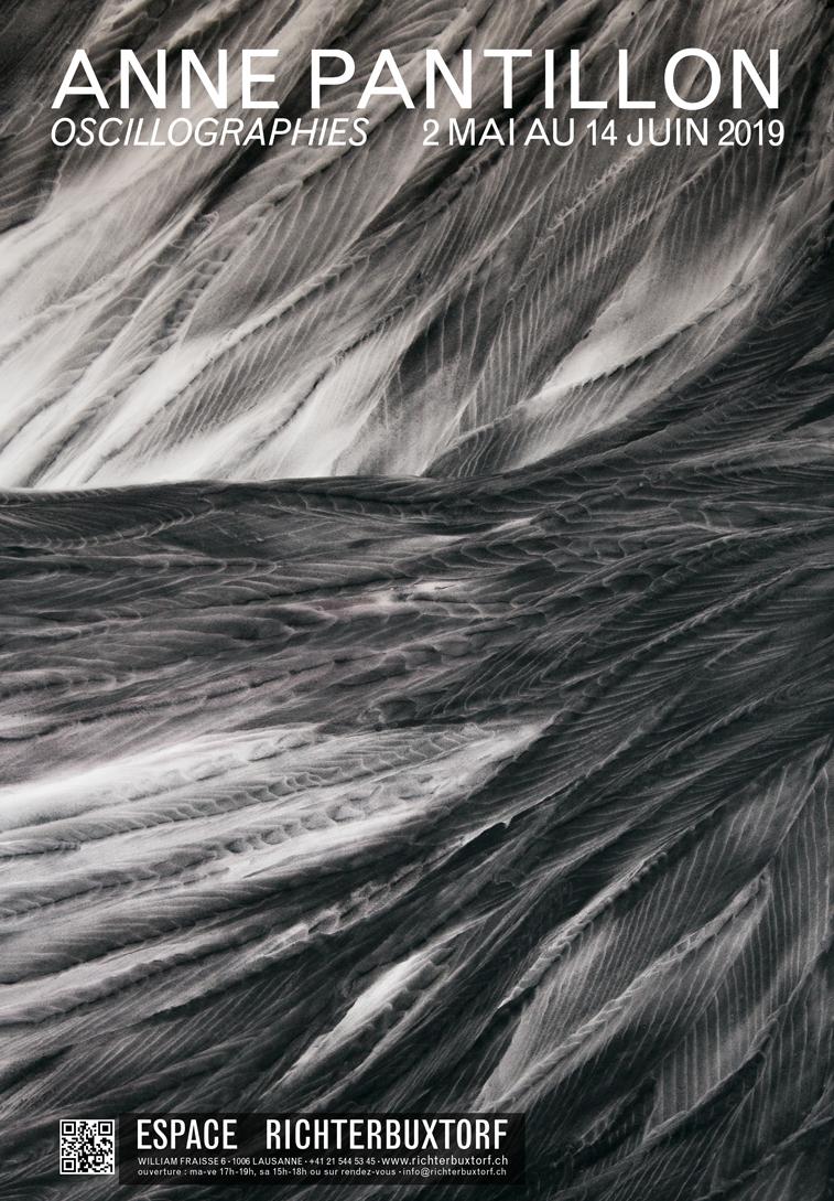 Les oscillographies d'Anne Pantillon