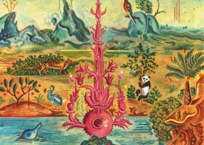 MARTHA, Le paradis selon Bosch, 2015.