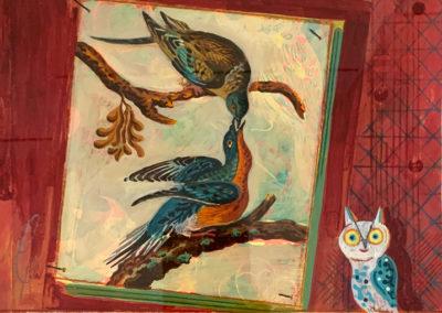 MARTHA, Les deux pigeons, 2015.