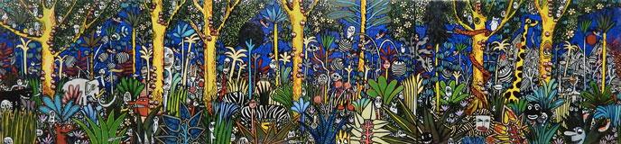 Carnaval des animaux (Triptyque),