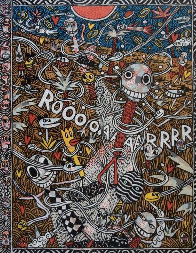 Roooooaaaarrrr, 2016-2019.